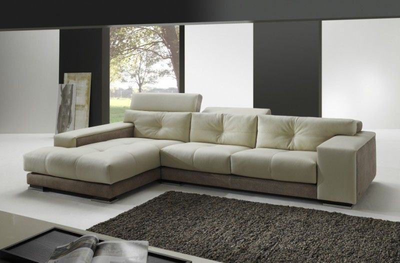 Very Comfortable Ivory Sofa Set Design