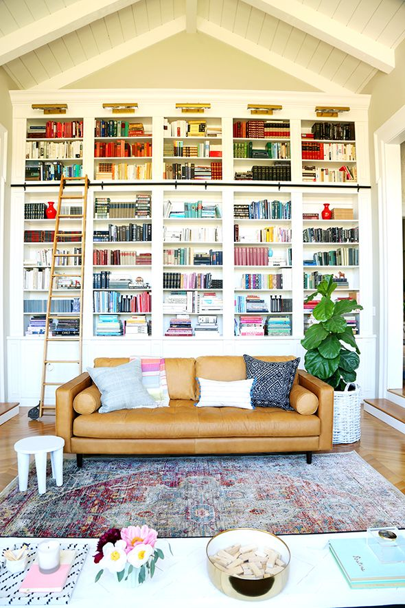 living room wall cabinets built%0A Find this Pin and more on Built in bookshelves
