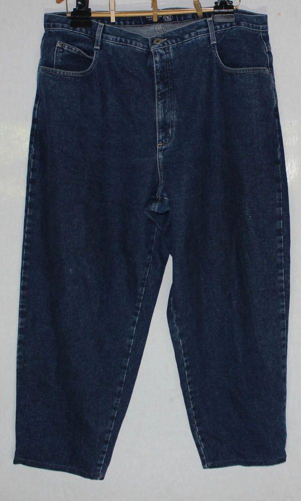 3643c45e4707b Denim Dark Blue Jeans 24 Relax Petite VENEZIA 40.5 x 29  Venezia  Relaxed