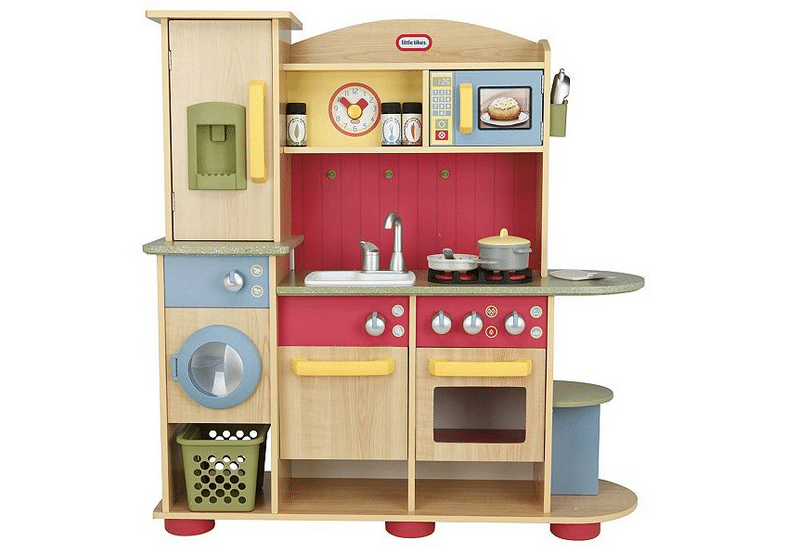 42 Wooden Kitchen Playsets In Natural Wood Material Click On The