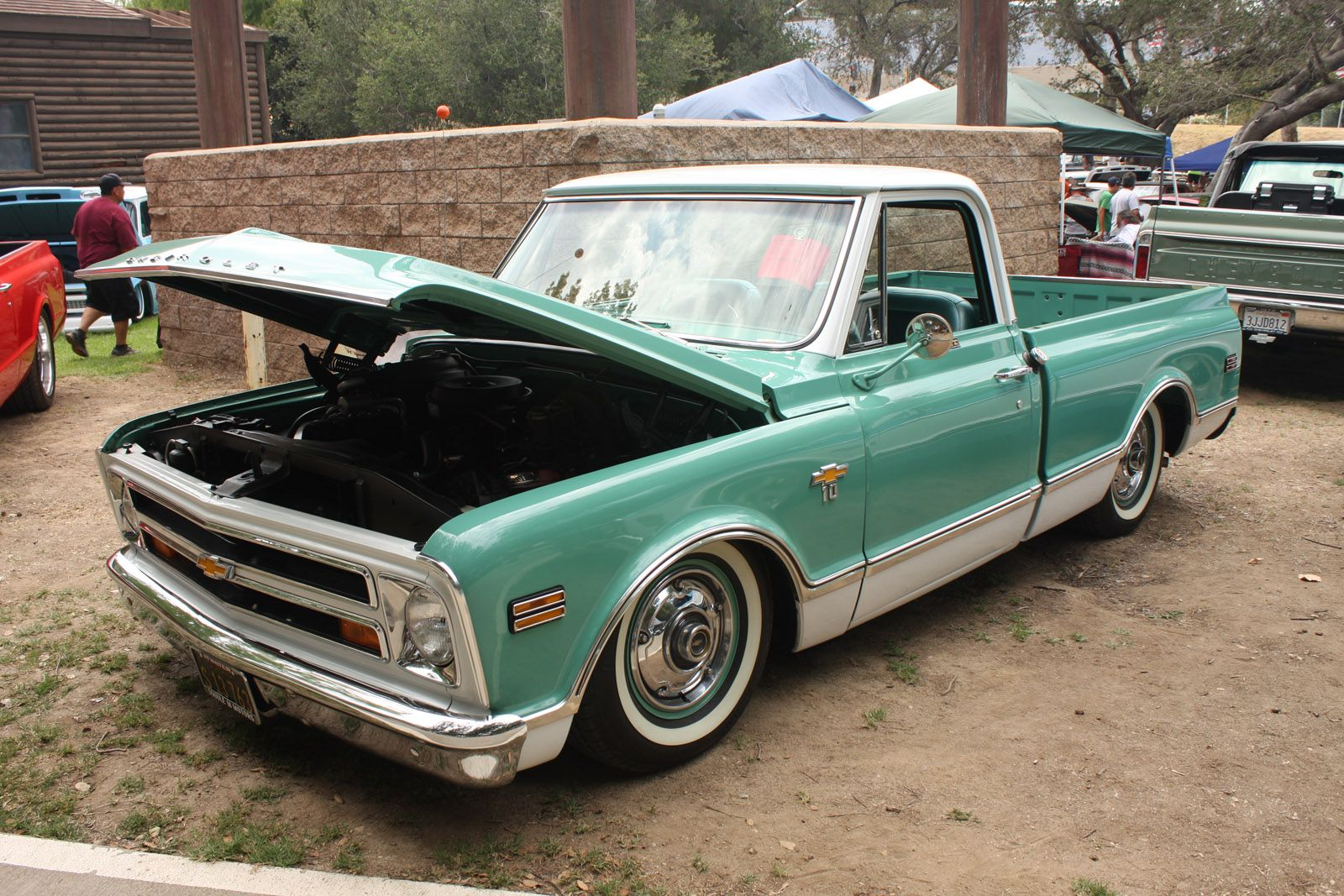 Truck 1968 chevrolet truck parts : 2013-brothers-15th-annual-chevy-gmc-truck-show-and-shine-23-1968 ...