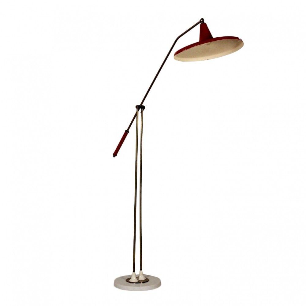 Vintage Floor Lamp 1950s