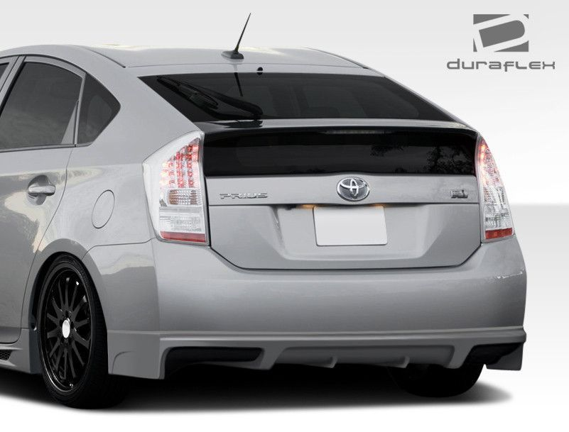 2010 2015 Toyota Prius Duraflex K 1 Rear Lip Under Spoiler Air Dam