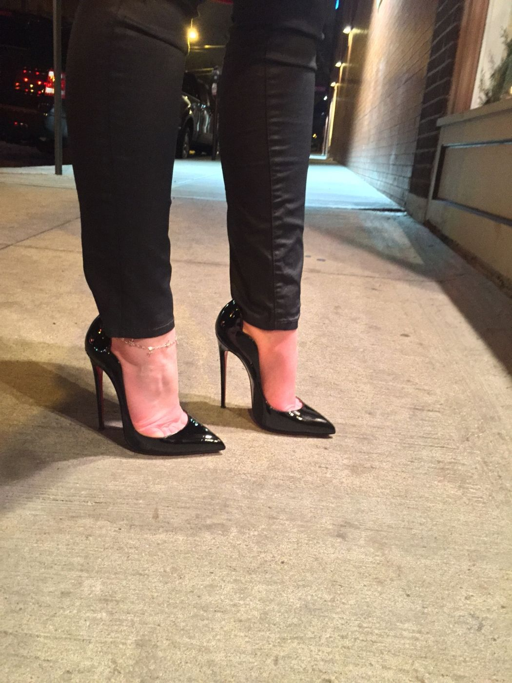 Christian Louboutin Hot Chick (130mm) by EngineeringInHeels  074217d81f8a