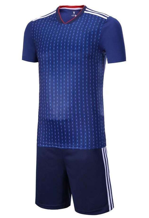 World Cup 2018 Soccer Jersey Kit Japan National Team Shirt Short Custom  Home Discount Price 26.99 Free Shipping Buy it Now f8e2b2cfa
