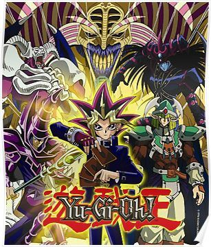 Yugi y los Monstruos Poster Yu Gi Oh