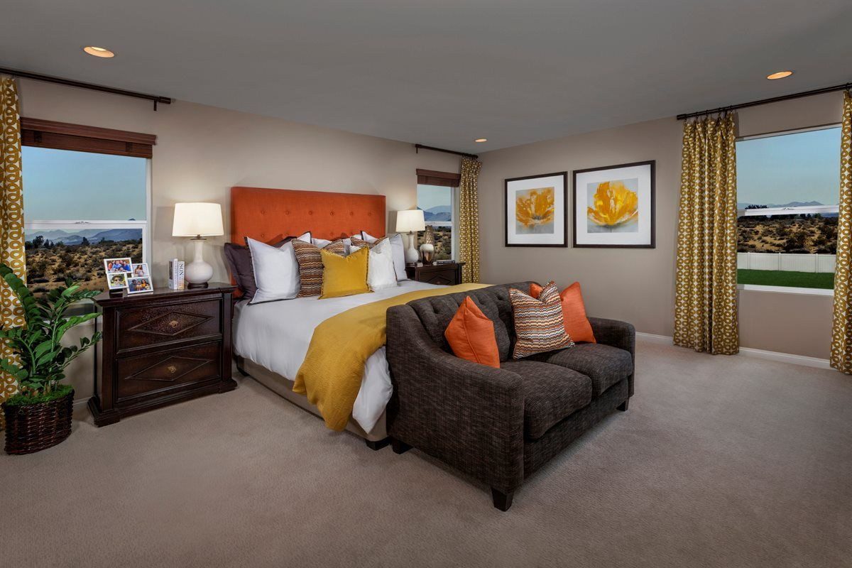 new homes in victorville ca wildflower at las haciendas With in home furniture victorville