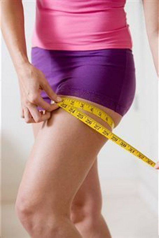Tighten and Tone Inner Thighs 3 main workouts every other ...
