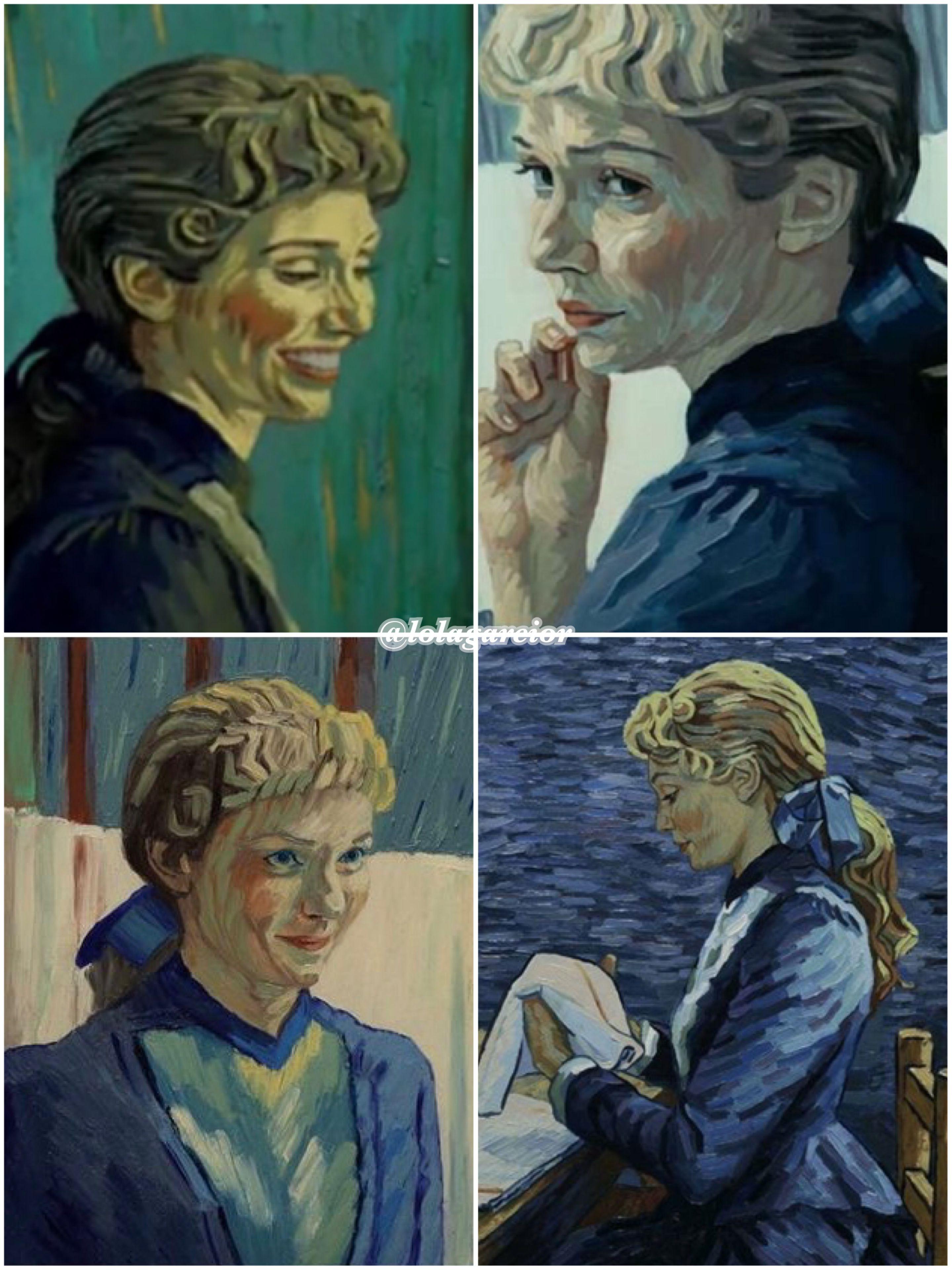 80 Best Loving Vincent 2017 Movie Images In 2020 Vincent Loving Vincent Van Gogh