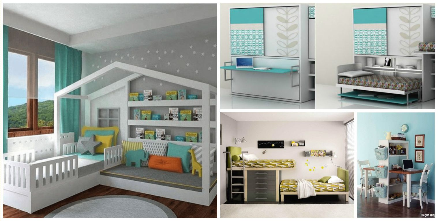 15 Multi Purpose Furniture For Small Kids Room That You Are Going To Like