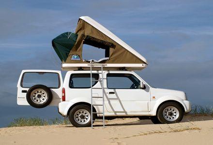 Rooftop Tents On Jimny Suzuki Jimny Roof Top Tent Daihatsu Terios