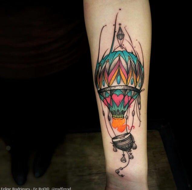 Ballon ballontatto hotairballon (mit Bildern ...
