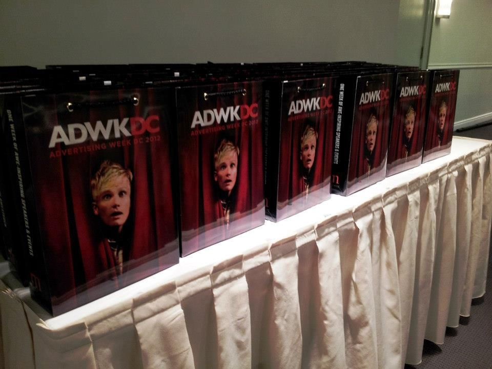 Pin by AAF DC on ADWKDC 2012: Day Two of AWE   Photo