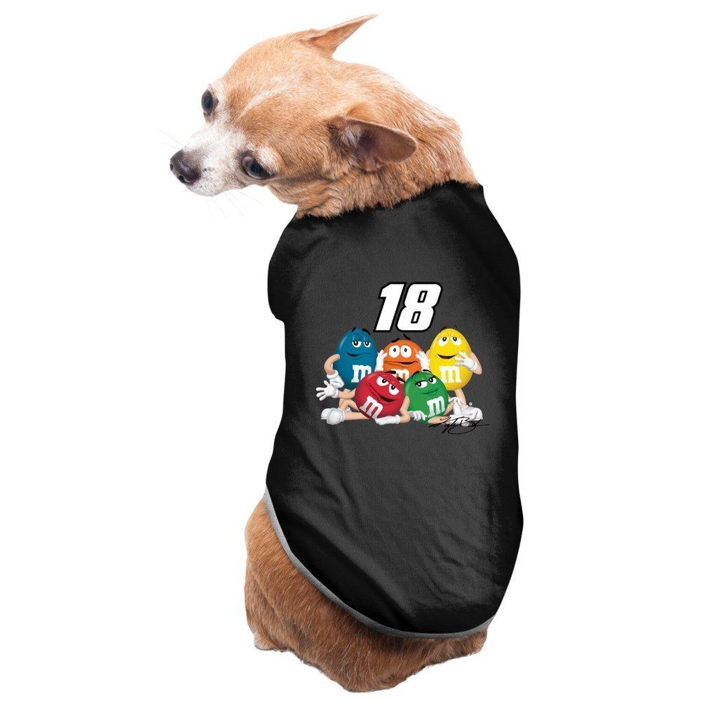 ac17c875263 Black Gold Front Runner Kyle Busch Checkered Flag Pet Dog Jackets Puppy  Coat >>> Want additional info? Click on the image. (This is an affiliate  link and I ...