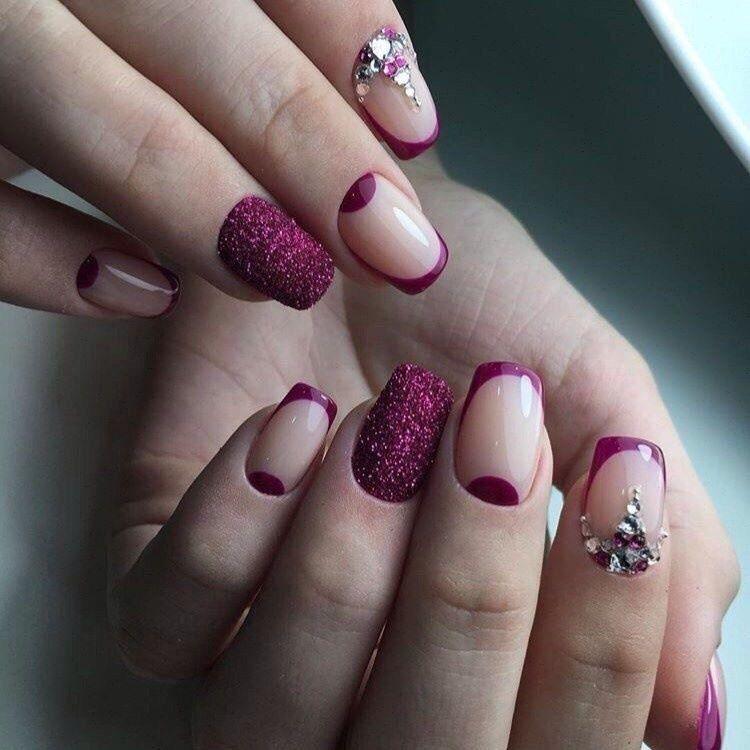 Nail Art #3298 - Best Nail Art Designs Gallery | Romantic nails ...
