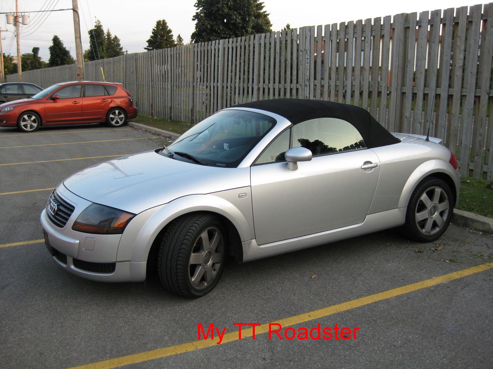 Kekurangan Audi Tt 2001 Tangguh