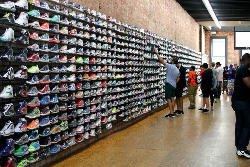 Sneaker stores, Flight club, Shoe store