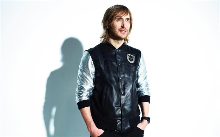 Lataa kuva David Guetta, Ranskalainen DJ, muotokuva, tähti, tuottaja