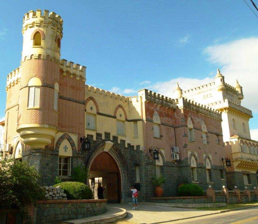 Hotel El Castillo  Valle Hermoso  Cordoba   Argentina