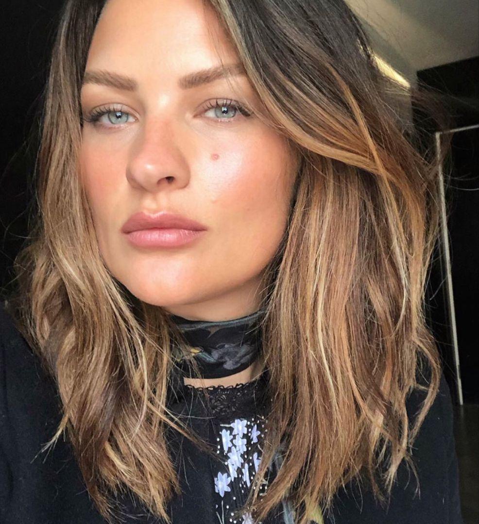 Sam Chapman Makeup Look Hair Beauty Balayage Hair Makeup Looks