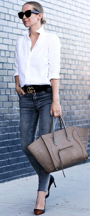 ee6aba519b4 60 Trending Fall Outfits Ideas Inspired By Street Style
