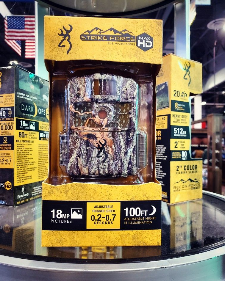 New For 2020 The Strike Force Hd Max From Browning Trail Cameras Trail Camera Game Cameras Trail Cameras