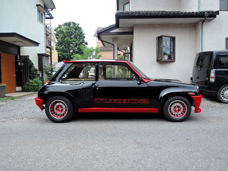 Renault R5 Turbo 2 | Renault | Pinterest | Cars, Collector cars and ...