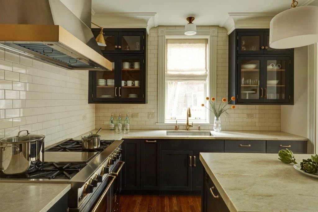 Mohawk {Chicago Residence} | Paint cabinets white ...