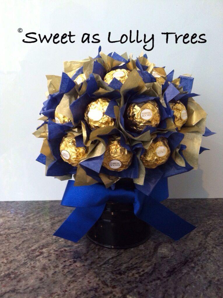 Ferrero Rocher potted bloom. | Lolly Trees #2 | Pinterest ...