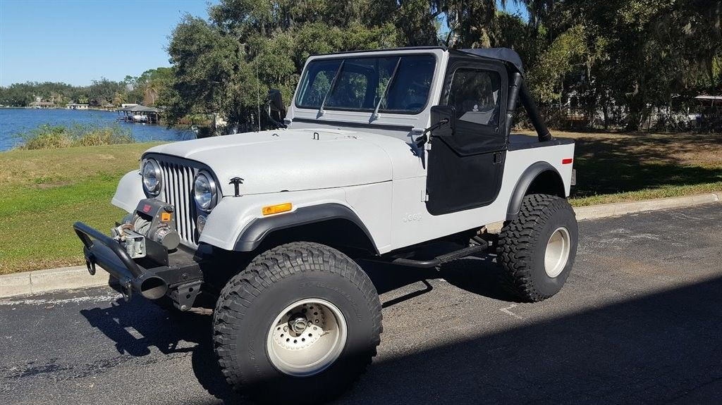 1980 Jeep CJ7 for sale by Auto Wholesalers of America in