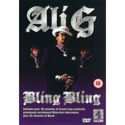 Used Dvds For Sale >> Buy Ali G Bling Bling Used Dvd 5ivestarsentertainment