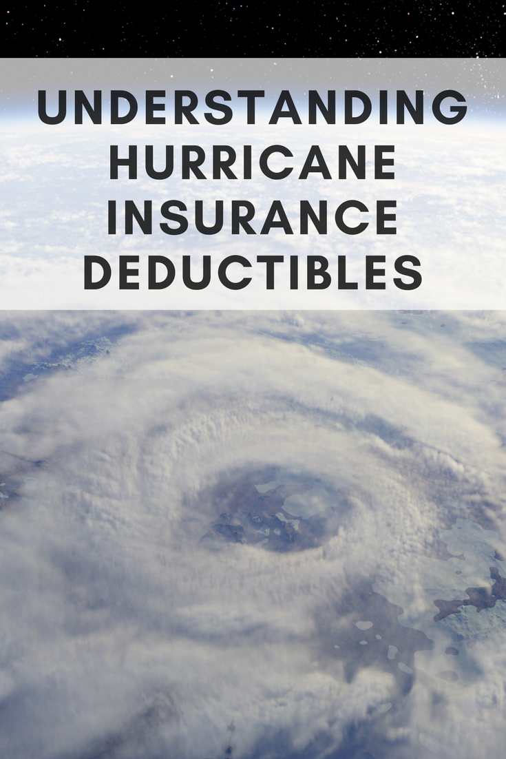 Understanding Of Hurricane Deductibles Low In Coastal Areas