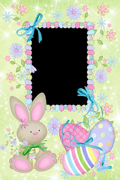 Transparent Easter Frame | Cute Frames | Pinterest | Easter ...