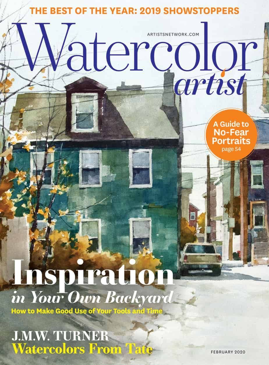 Looking For Some New Watercolor Inspiration Look No Further Than