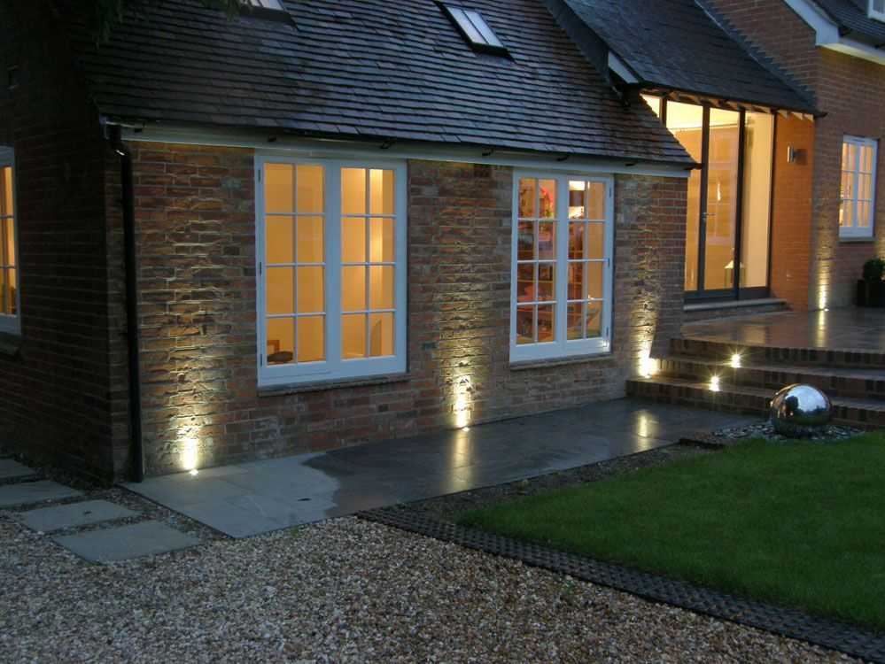 Create A Safe And Welcoming Winter Home With Outdoor Lighting From Astro