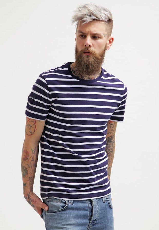 classic fit differently the sale of shoes 10 t-shirts marinières pour faire le beau-gosse cet été ...