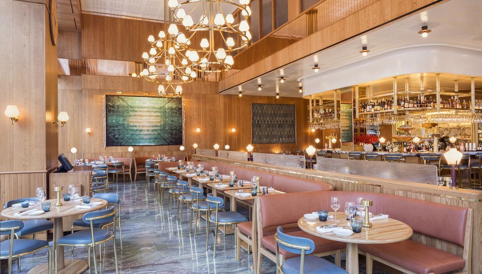 Super Stylish Restaurants That Will Inspire Your Kitchen Makeover