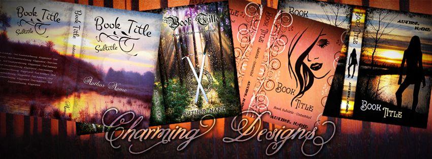 Individuelles Facebook Banner (+ Profilbild) – komplexes Design - Charming Designs