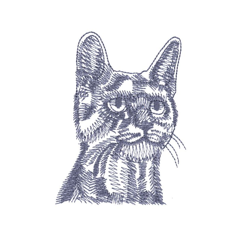 Free Embroidery Design Russian Blue Free Embroidery Designs