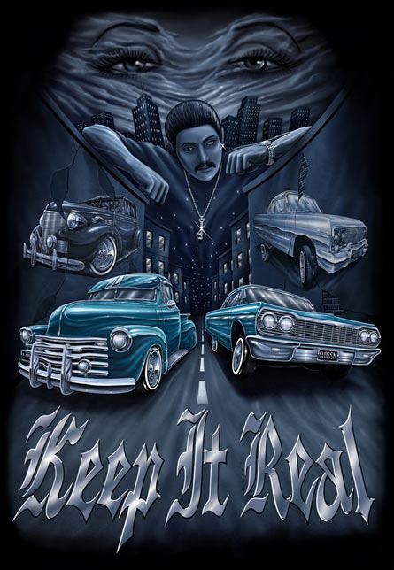 Brown pride beautiful art chicano art cholo art lowrider art - Brown pride lowrider ...