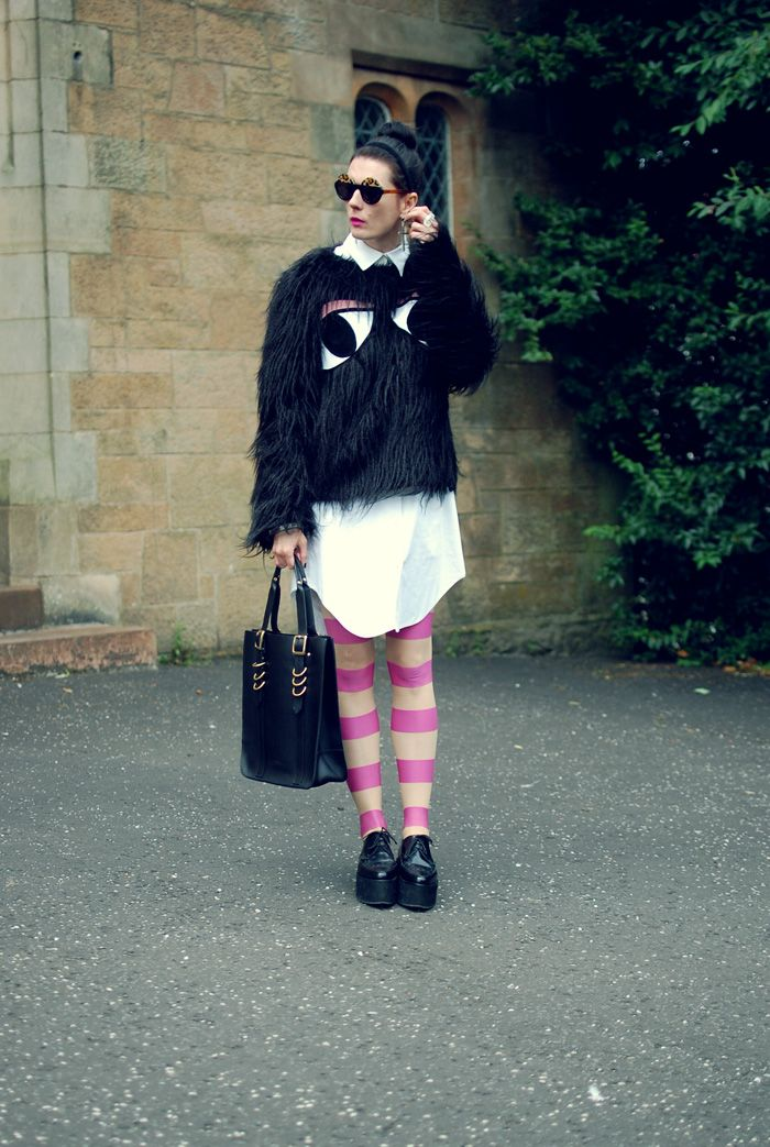 Michelle Haswell - Wearing Barfly triple sole - Kingdon of Style