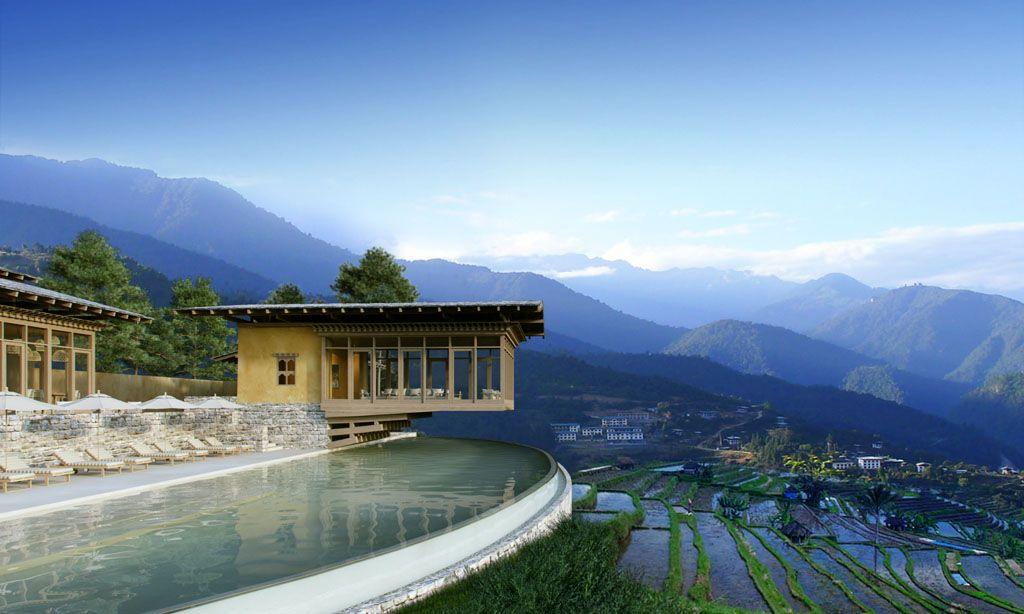 authentische Bhutan Touren
