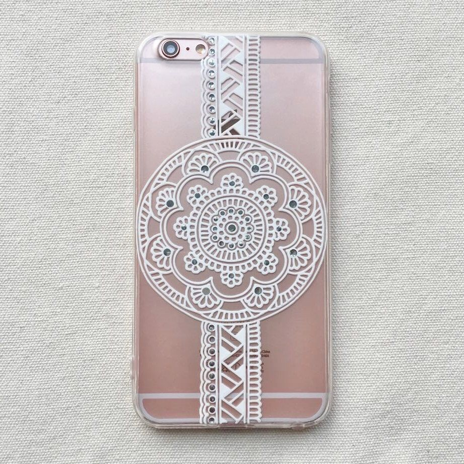 Mobile Henna Artist Los Angeles Ca: Pin By Snow Henna Art On Phone Case