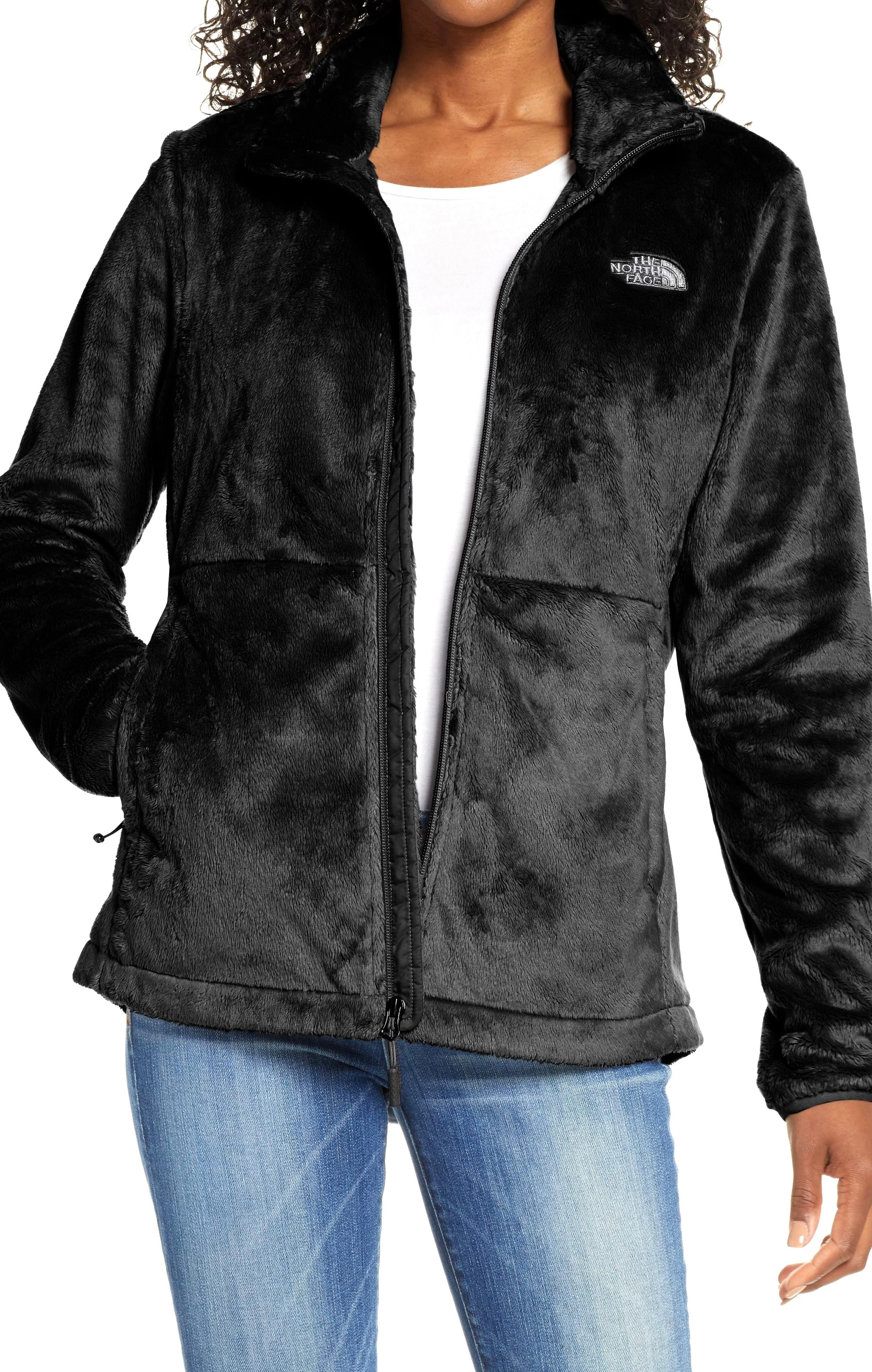 Womens The North Face Osito Fleece Jacket Size X Large Black North Face Jacket Fleece Jacket North Face Osito [ 3864 x 2456 Pixel ]