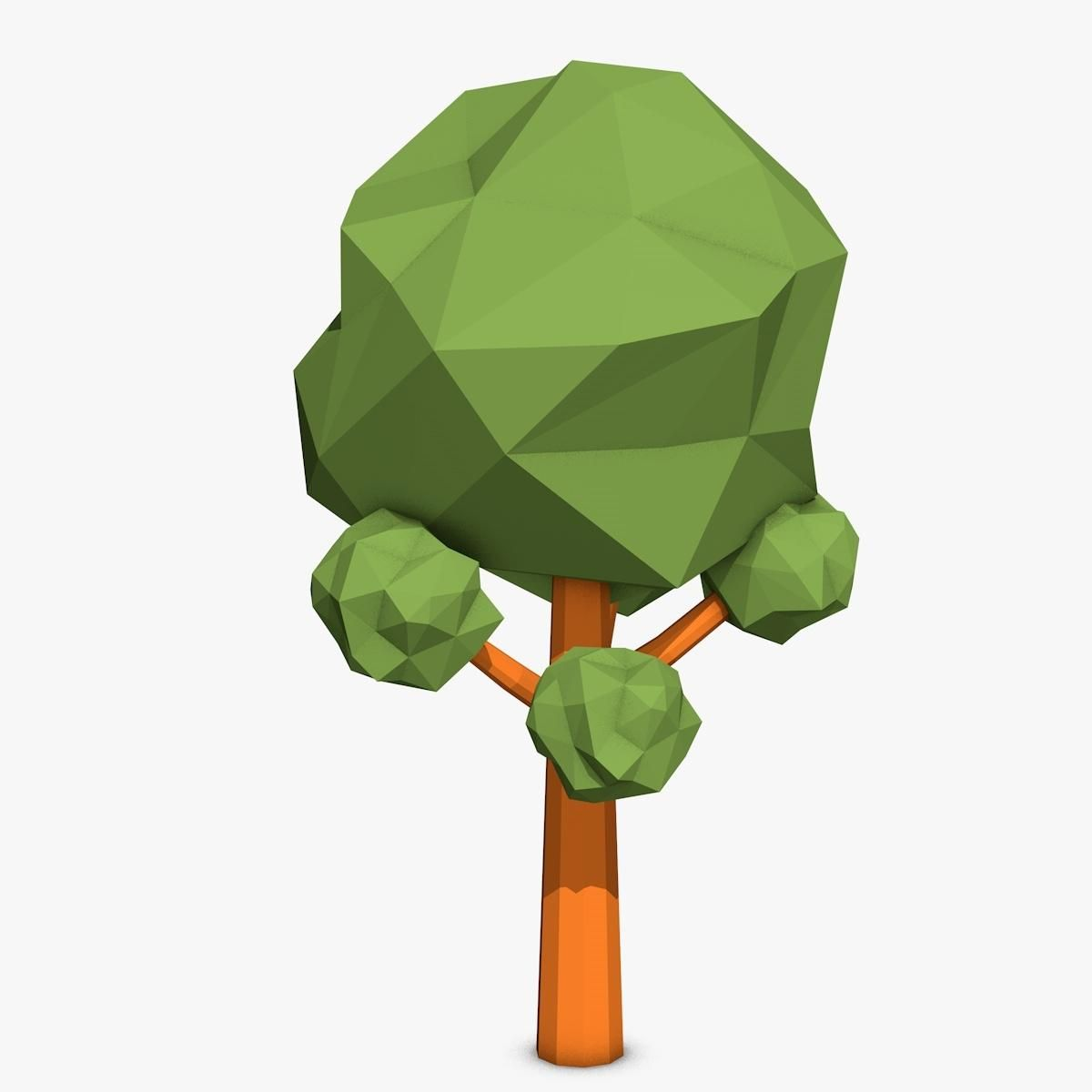 Cartoon Tree Low Poly 3d Model Ad Tree Cartoon Model Poly Cartoon Trees Low Poly 3d Models Low Poly Find this pin and more on trees by michelle darling. pinterest