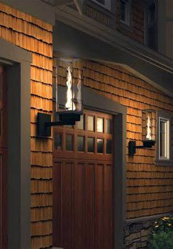 outdoor gas light fixtures battery operated wall mouted tempest torch contemporary outdoor lighting houston patiogate