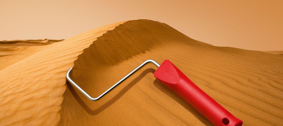 Trendfarbe Sahara u2013 SCHÖNER WOHNEN-FARBE Wohnzimmer Pinterest - schöner wohnen farben wohnzimmer