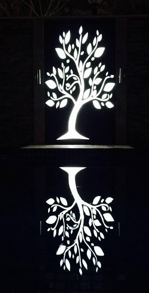 Tree of life in Joe's garden for inspiration