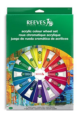 Pin By Carolyn Bennett On 2018 Paint Color Wheel Acrylic Colors
