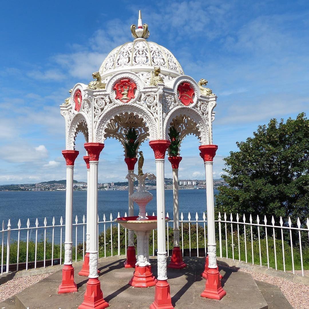 Here's the Newport Fife one in all it's glory #fifecoastalpath
